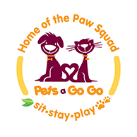 Pets a Go Go - Home of the Paw Squad - Sit Stay Play